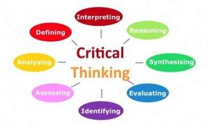 Critical Thinking and Reading Skills Building Critical